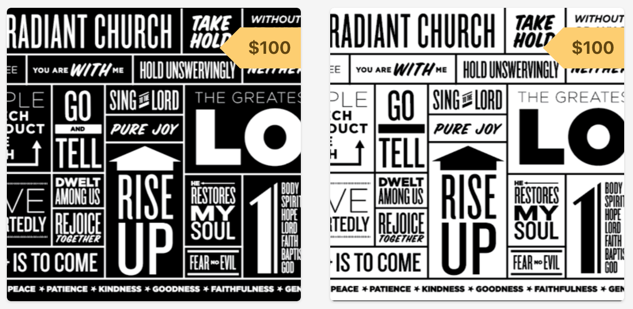 Typography Wall Art on Gumroad